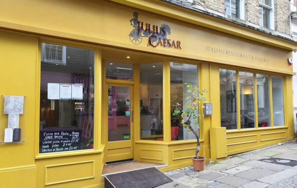 Julius Caesar Italian Restaurant & Pizzeria, Gravesend